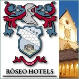 Assisi Roseo Hotel Assisi, Umbria, Italy